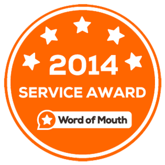 See our customer reviews on Word of Mouth